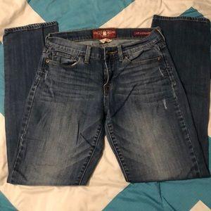 Lucky Straight Leg Jeans
